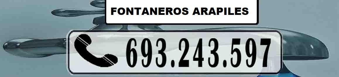 Fontaneros Arapiles Madrid Urgentes